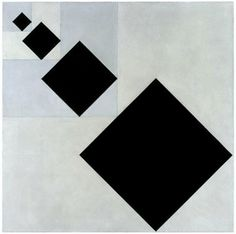Theo van Doesburg  Arithmetic Composition 1929–30  Oil on canvas 101 x 101 cm Courtesy Kunstmuseum Winterthur