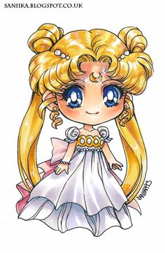 Princess Serenity by saniika.deviantart.com on @deviantART