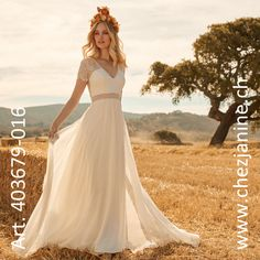 Lila Grace Dress - Rembo Styling from 2020 Collection Cheap Wedding Dress, Wedding Dress Styles, Dream Wedding Dresses, Bridal Dresses, Wedding Gowns, Wedding Bride, Hippie Look, Hippie Stil, Rembo Styling