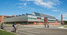Conoce los 10 edificios más sustentables de 2015 según el Instituto Americano de Arquitectos. En la columna de CEMEX México. http://www.expoknews.com/los-10-edificios-mas-verdes-de-2015/