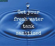 Tips for Sanitizing Your RVs Fresh Water