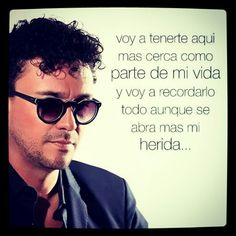 Andres Cepeda Mirrored Sunglasses, Mens Sunglasses, Lyrics, Humor, Sayings, Heart, Same Love, Romantic Quotes, Pretty Quotes