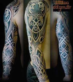 Tattoo Dagmar