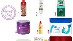 9 produtos baratos para tratar os cabelos!