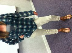Simple school outfits :) love tge moccasins