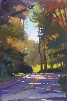 River Road, Chatham by Liz Haywood-Sullivan