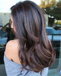 """15 authentische Haarfarbe Ideen für schwarzes Haar,"""""""