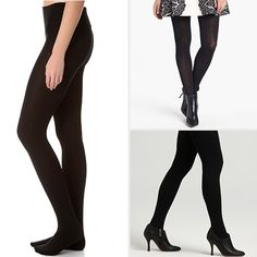 Rank & Style | Top Ten Fashion and Beauty Lists - Black Tights #rankandstyle; Wolford 80 tights