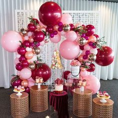 Birthday Decoration Ideas at Home with Balloons . Birthday Decoration Ideas at Home with Balloons . Balloon Arch, Balloon Garland, Balloon Decorations, Birthday Decorations, Wedding Decorations, Water Balloon, Rose Gold Centerpiece, Gold Centerpieces, Girl Birthday