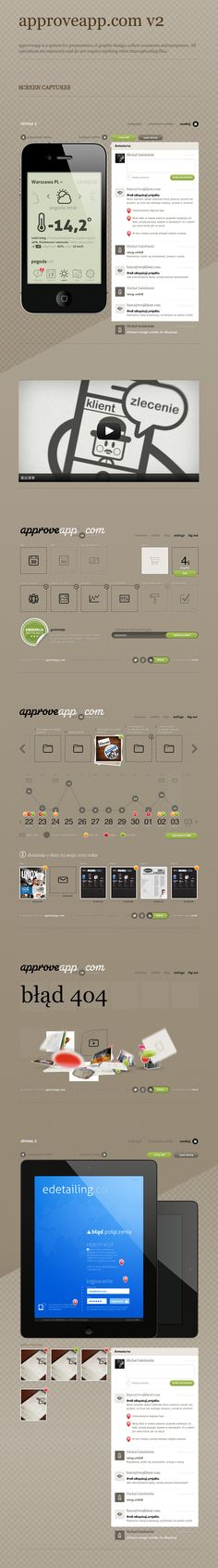 like the layout of the weather app.    approveapp.com v2 by Michal Galubinski, via Behance