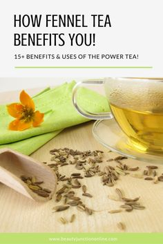 Discover the best fennel tea benefits you probably didn't know!