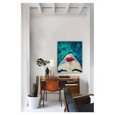 Oliver Gal Watercoveted Graphic Art on Wrapped Canvas | AllModern