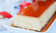 Slik lager du ekte karamellpudding l EXTRA Pudding Desserts, Recipe Boards, Allrecipes, Caramel, Cheesecake, Food And Drink, Snacks, Cookies, Baking