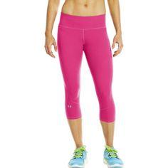 Under Armour® Women's Run Stretch Woven Capri