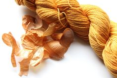 Onion skins are one of the most readily available and reliable natural dyestuffs. If you want an easy introduction to natural dyeing, start collecting your onion skins! Follow these instructions for dying wool, silk or…