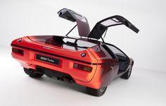 '79 BMW Turbo concept