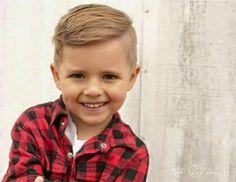 I love his hair cut