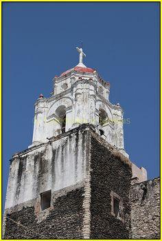 Ex Convento Santo Domingo de Guzmán Siglo XVI,Tlaquiltenango,Estado de Morelos,México
