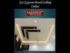 Contact us to Get Gypsum Board Ceiling Online service in Montreal, Quebec. They not only make your house beautiful, but also save your time, effort and money to truly enjoy a wonderful home. For more information, visit our website:  https://www.lumentruss.com/