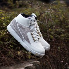 Nike Air Force 1 Low Triple White Scaly Textured Leather Print For Sale