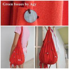 T-shirt bag by Agy: Bag Tutorial