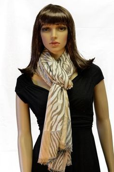 Belle Donne - Women Fashion Soft Wrap Shawl Animal Print - Brown Bold Zebra Belle Donne http://www.amazon.com/dp/B010R1L78A/ref=cm_sw_r_pi_dp_sZcLvb0ZF4NTA