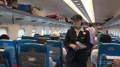 Nozomi Experience - Japanese High Speed Train ● HD