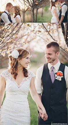 sunset wedding photo, charlotte wedding photography, bride and groom photo, www.crystalstokesphotography.com
