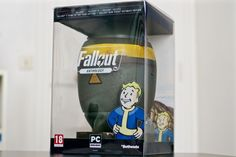 [Unboxing] Fallout Anthology coffret collector