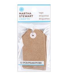 Martha Stewart Crafts Craft Tags Vintage Girl