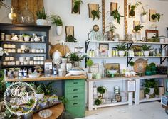 Hey all, Happy Friday! In the last couple weeks we have had the remaining bunnies of spring hop into their burrows in the basement . Flower Shop, Decor, Booth Decor, Summer Home Decor, Vintage Interiors, Home Diy, Retail Design, Rust Store, Home Decor