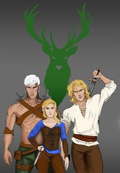 """Rowan WhiteHorn *Shirtless (Drools) Aelin Ashryver Galathynius (Me: """"Thats my baby girl,"""" and Aedion Ashryver Galathynius the Cinnamon Roll. TOGS crew EOS: BY SARAH J MAAS"""