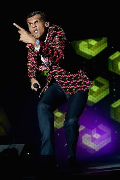Stromae Photos: 2015 Coachella Valley Music And Arts Festival - Weekend 1 - Day 3
