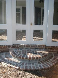 1000 images about brick steps on pinterest brick steps for Brick steps design ideas