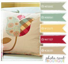 Country color scheme