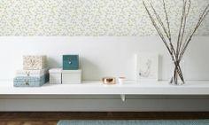 Tapet vinil modele geometrice gri UN 3105 Deco 4 Walls Unplugged Floating Nightstand, Walls, Flooring, Furniture, Design, Home Decor, Christians, Floating Headboard, Decoration Home