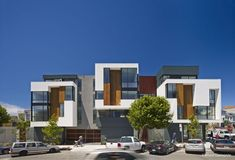 300 Cornwall | Kennerly Architecture & Planning