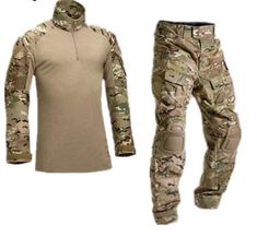 Orologi E Gioielli Practical Frog Tops Long-sleeved Camouflage Shirt Military Us Army Combat Clothing Multicam Airsoft Paintball Clothes Tactical Shirts Commodities Are Available Without Restriction