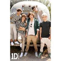 One Direction: One Direction Airstream Poster