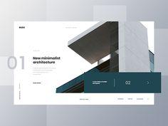 Building Website Concept #14