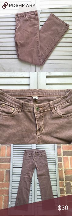 """PrAna Brown Jeans Cotton/spandex blend. Brown jeans. Excellent condition. Approximate measurements lying flat: Top 15"""", In Seam 30"""" 20177 Prana Jeans"""