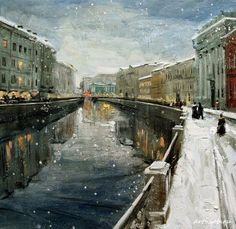 St Petersburg, Russia...Anastasia Rhobolonskaya