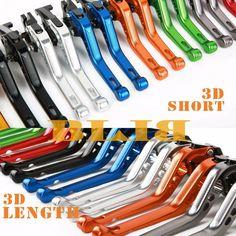 18.64$  Buy now - For Honda CB600F CB650F Hornet 2007-2013 CNC Motorcycle 3D Long/Short Brake Clutch Levers Moto Shortly/Longer Lever 2008 2009  #buymethat