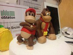 Donkey Kong e il suo inseparabile amico di avventure