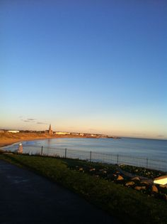 Tynemouth long sands beach 9 th nov 7.45 am 2013
