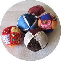russian balls