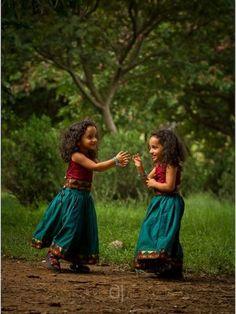 dance of children