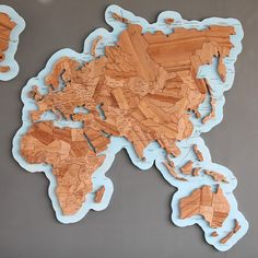 Wooden World Map Puzzles World Map Puzzle, Puzzles, Homeschool, World, Ideas, Puzzle, Riddles, Homeschooling