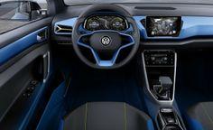 Volkswagen's T-ROC concept SUV