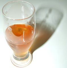 Stuff by Cher: Firewater Friday - Bacon Infused Bourbon (method 2)